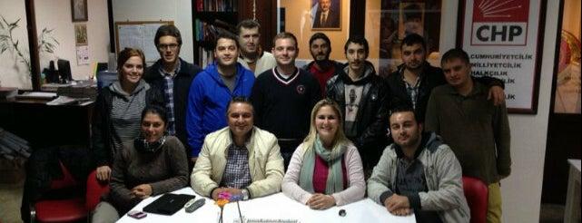 CHP Şile İlçe Başkanlığı is one of themaraton.