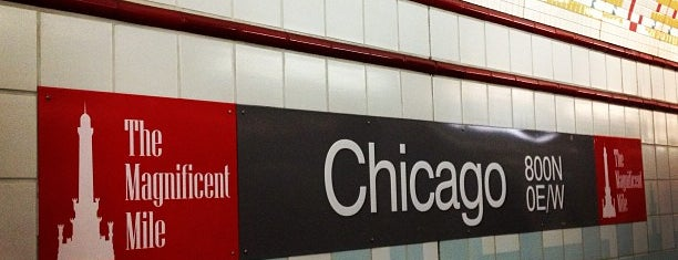 CTA - Chicago (Red) is one of Day to Day Operations.