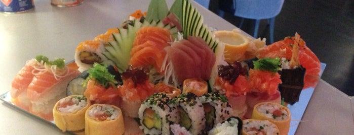 Sushi & Douro is one of Restaurantes (Grande Porto).