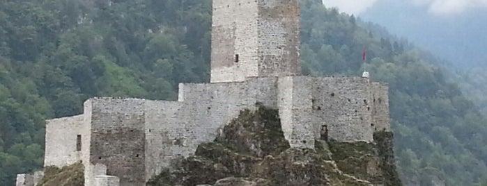 Zil Kalesi is one of karadeniz.