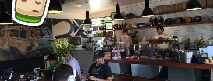 Deus Espresso Bar is one of Guide to Los Angeles's best spots.