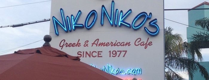 Niko Niko's is one of Houston Press 10x (100%).