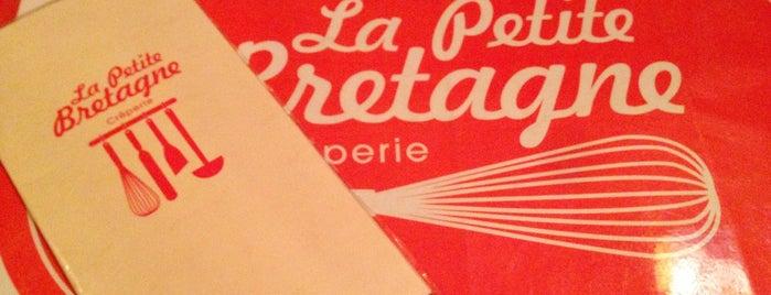 La Petite Bretagne is one of comer en panama.