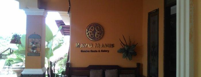 Kayu Manis Garden Resto & Gallery is one of Top 10 dinner spots in Pekan Baru, Indonesia.