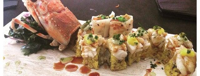 Kamon japonés y sushi is one of valencia.