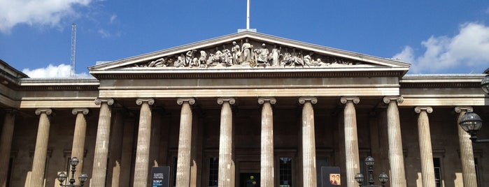 British Museum is one of London Calling: LDN To Do.