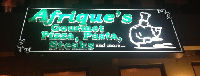 Smallville is one of 20 favorite restaurants.