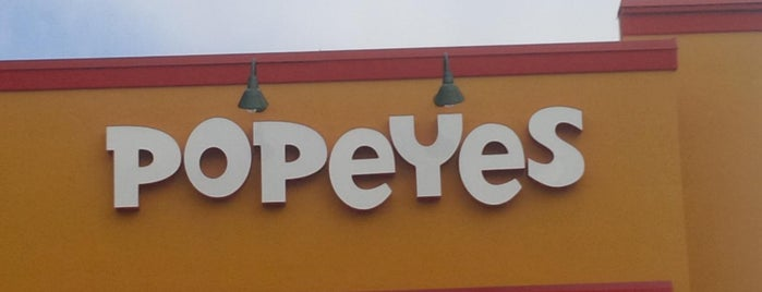 Frequent visits for Popeyes louisiana kitchen austin tx