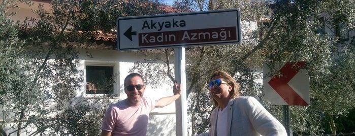 Kadın Azmağı is one of SEFER 2014/ 33 GÜN.