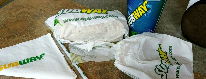 Subway is one of The Ultimate Student Guide to Bournemouth.