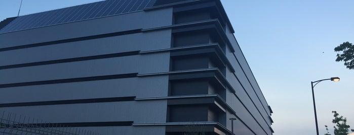エスティネット 新高松データセンター パワリコ is one of IDC JP.