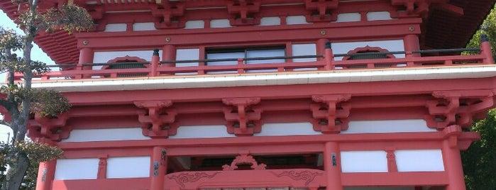 亀光山 釈迦院 金泉寺 (第3番札所) is one of 四国八十八ヶ所霊場 88 temples in Shikoku.