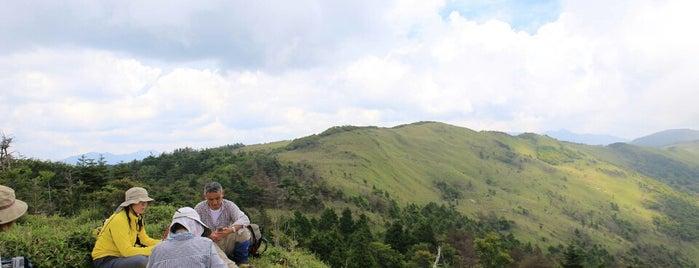 小檜曽山 is one of 四国の山.