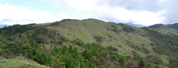 土佐矢筈山 is one of 四国の山.