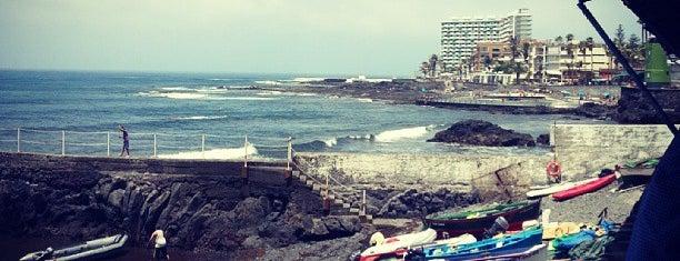Cofradía Pescadores La Punta is one of Tenerife: restaurantes y guachinches..
