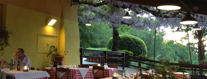 Trattoria Briscola is one of Osterie.