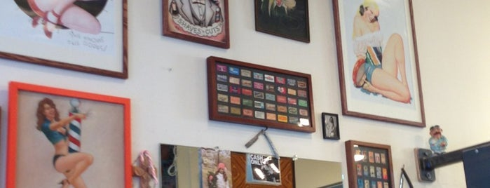 Mystic Haircutting is one of San Francisco City Guide.