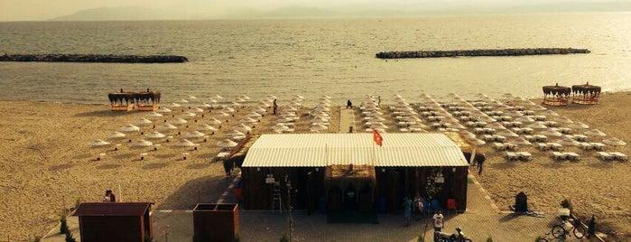 Aquarium Beach Cafe is one of AYVALIK #1 🏊🏄.