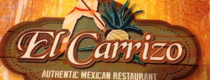 El Carrizo Mexican is one of Food.