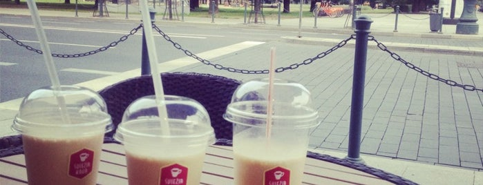 Huracán Coffee is one of Vilnius for good girls.
