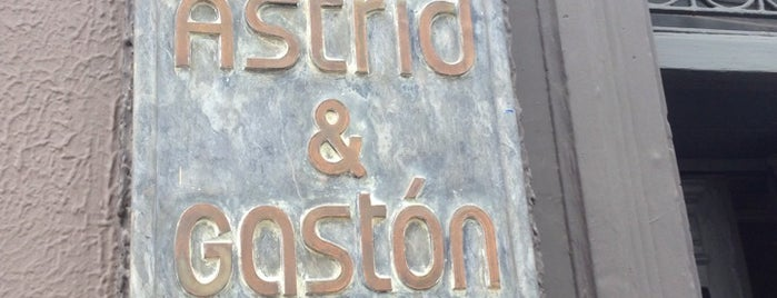 Astrid y Gastón is one of The 20 best value restaurants in Lima.
