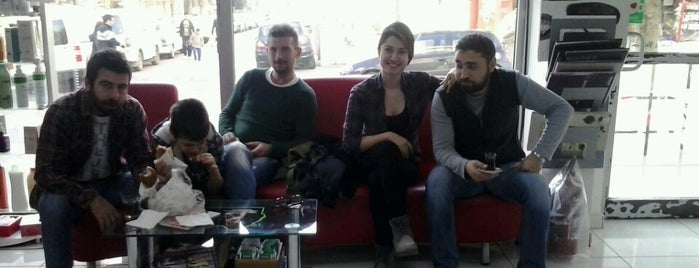 Hakan & Yalçın Kuaför is one of Didem's Favourite.