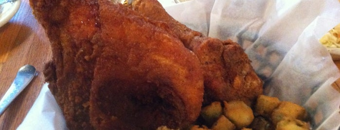 Jestine's Kitchen is one of The 15 Best Places for a Fried Chicken in Charleston.