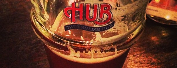 HUB 心斎橋店 is one of HUB.