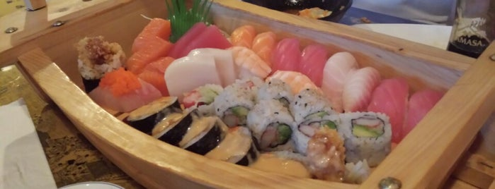 Fuji Sushi is one of Favorites in Gainesville.
