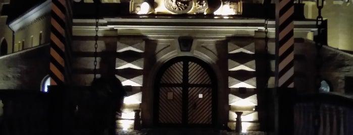 Башня Императора Павла is one of Посетить.