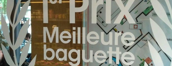 Boulangerie La Parisienne is one of Quartier Latin.