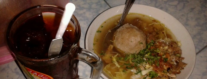 Bakso Pak Narto is one of Top 10 favorites places in Yogyakarta, Indonesia.