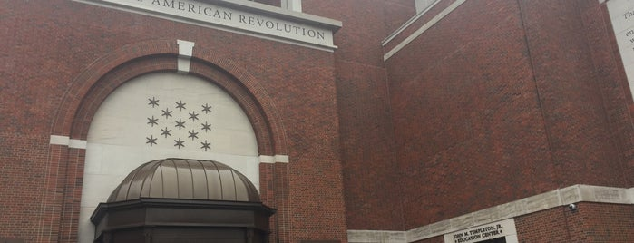 Museum of the American Revolution is one of Bucket List Places.