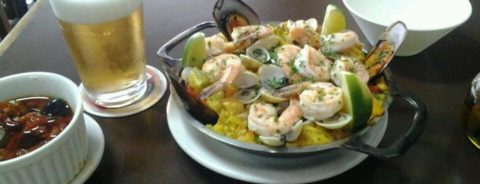 Delmar is one of Restaurantes no centro (ou quase).