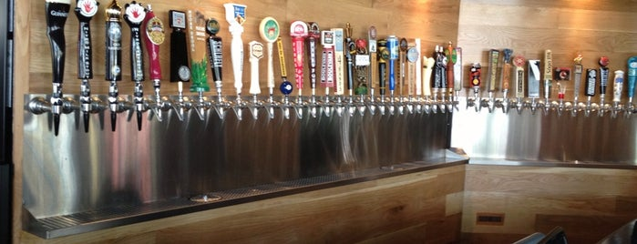 International Tap House is one of CoMO Bar Musts.