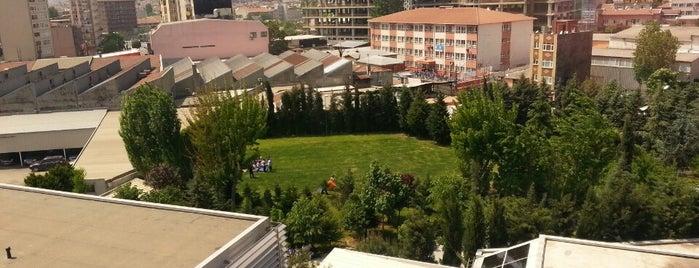 İstanbul Bilgi Üniversitesi Sağlık Bilimleri Fakültesi is one of ✔️.