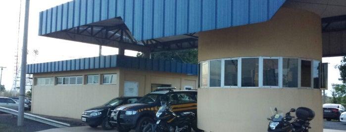 Posto da Polícia Rodoviária Federal is one of Lugares....