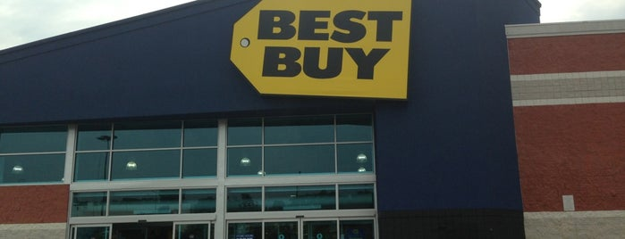 Best Buy is one of Guide to Newington's best spots.