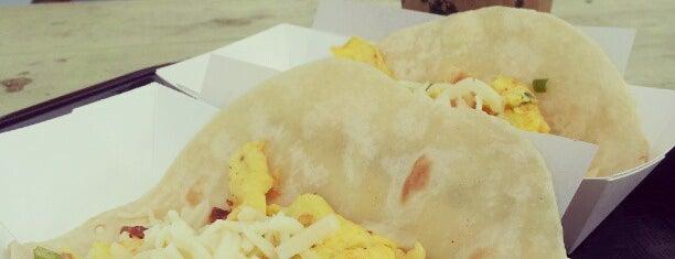Me Llamo Taco is one of Vegan Breakfast Tacos.