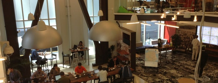 Capital One 360 Café is one of Free Wifi & Power in San Francisco.