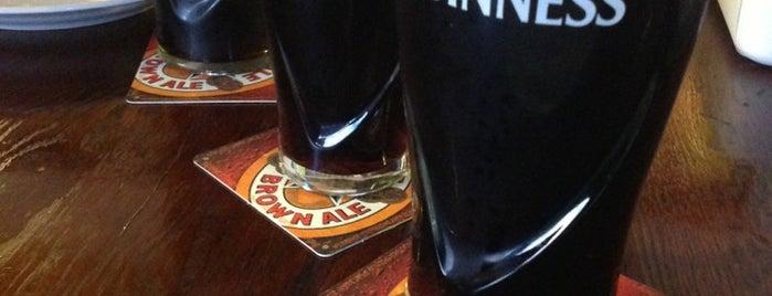 Йоркшир is one of Попить пива.