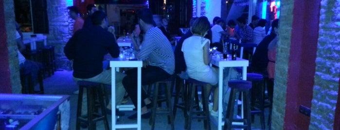 Eski Bar is one of Bodrums' populars.
