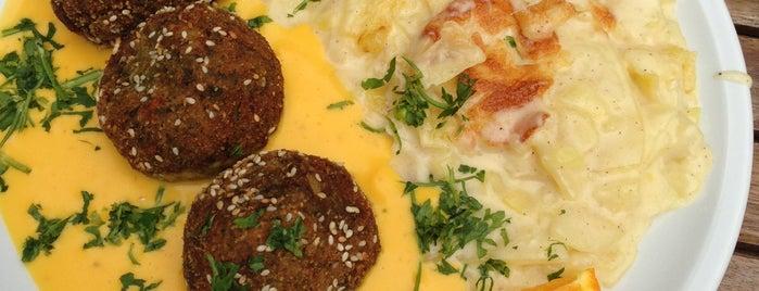 Aldemir's Thymian is one of Breakfast & Lunch in Berlin.