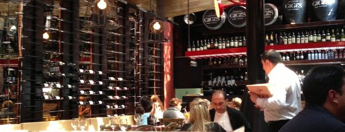 Gigis is one of Restaurantes visitados.
