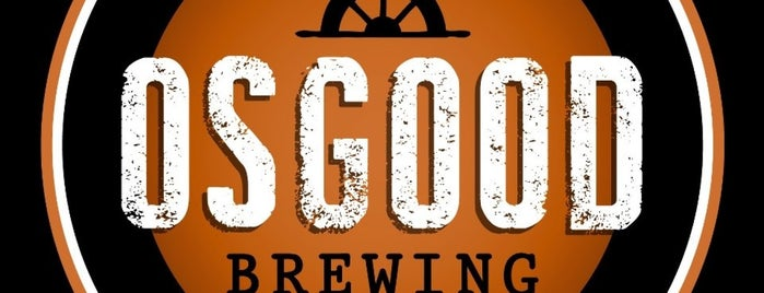 Osgood Brewing is one of Michigan Breweries.
