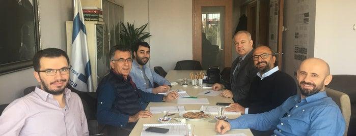 Mimarlar Odası Çorlu Temsilciliği is one of Mimarlık Kurumları.