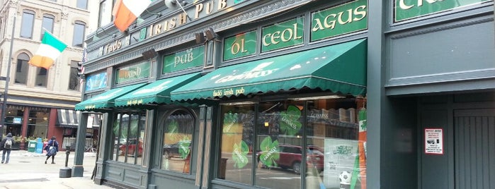 Fado Irish Pub is one of 2013 Chicago Craft Beer Week venues.