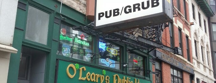 O'Leary's Public House is one of Must-visit Bars in Chicago.