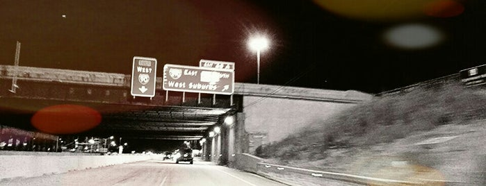 I- 290 & I-90 Interchange is one of Ousts.