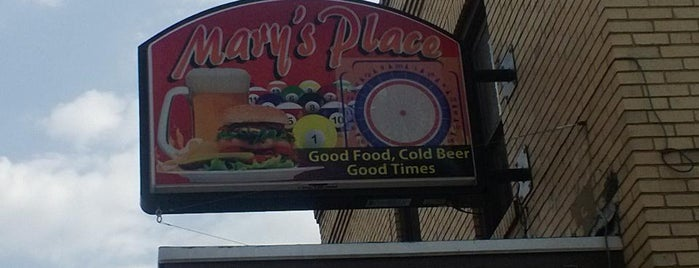 Mary's Place is one of Our Partners.